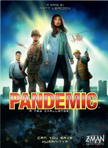 Pandemic New Edition