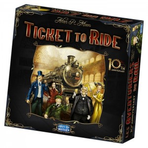 Ticket to Ride Jubileum